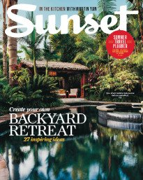 SUNSET MAGAZINE JUNE 2014